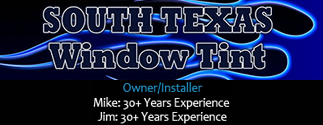South Texas Window Tint Logo